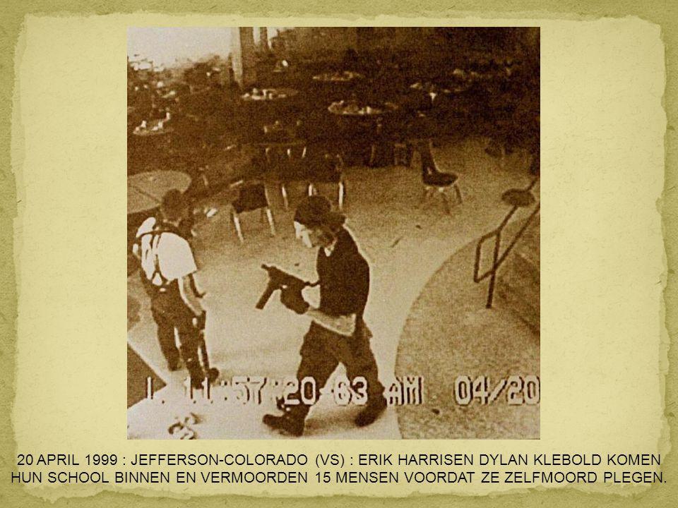 2 JUNI 1998 : ZUID-DAKOTA (VS) : 50 JAAR NADAT MEN ERAAN BEGON WORDT HET REUZENBEELD VAN HET SIOUXOPPERHOOFD CRAZY HORSE VOOR HET PUBLIEK OPENGESTELD.