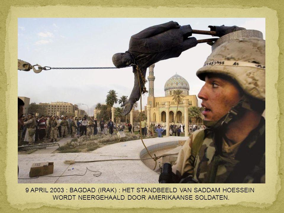 11 SEPTEMBER 2001 : TERRORISTISCHE AANSLAG OP HET WTC IN NEW YORK.
