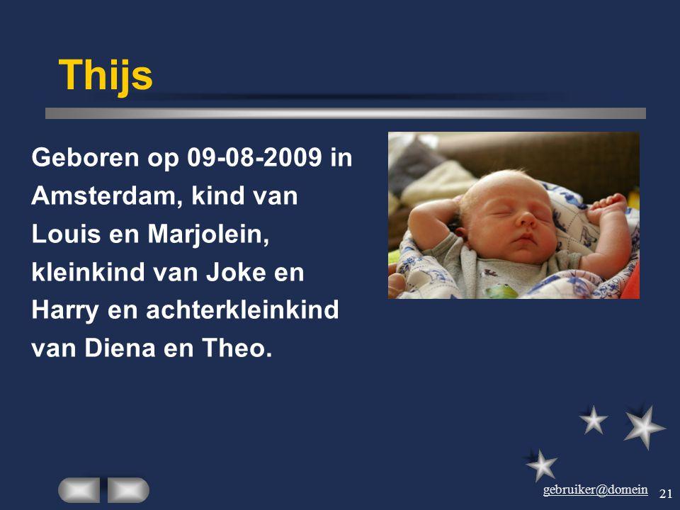 gebruiker@domein 20 Nouri Geboren op 18-12-2002 in Tilburg, kind van Heidy en Moumen, kleinkind van Joke en Harry en achterkleinkind van Diena en Theo