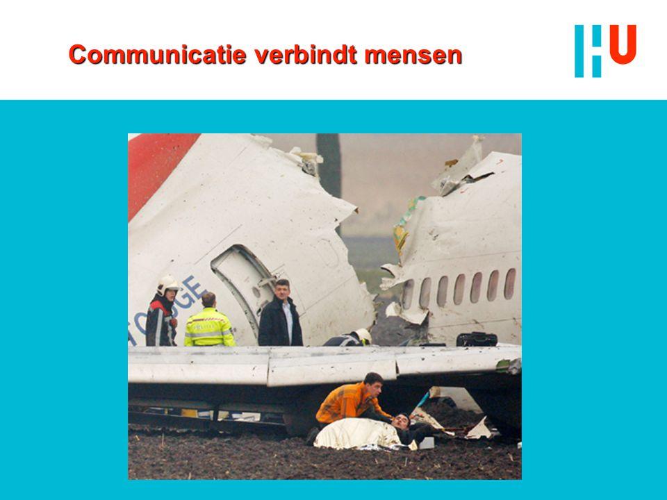 Communicatie verbindt mensen