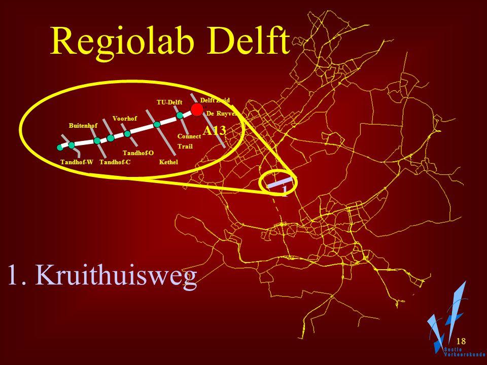 17 Regiolab Delft Waar gaat het gebeuren?