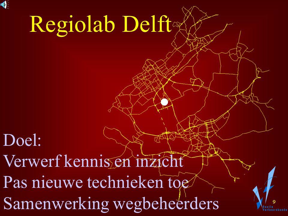 8 Publiek-Private Samenwerking Unieke combinatie: Rijk, provincie, gemeente, industrie en onderzoek.