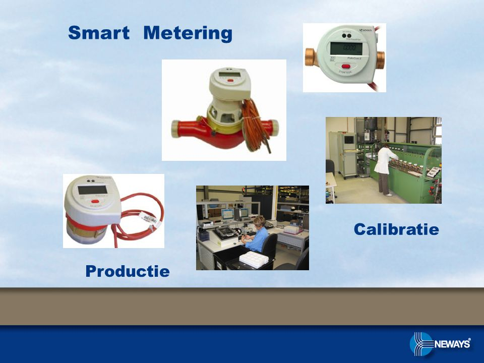 Smart Metering Productie Calibratie
