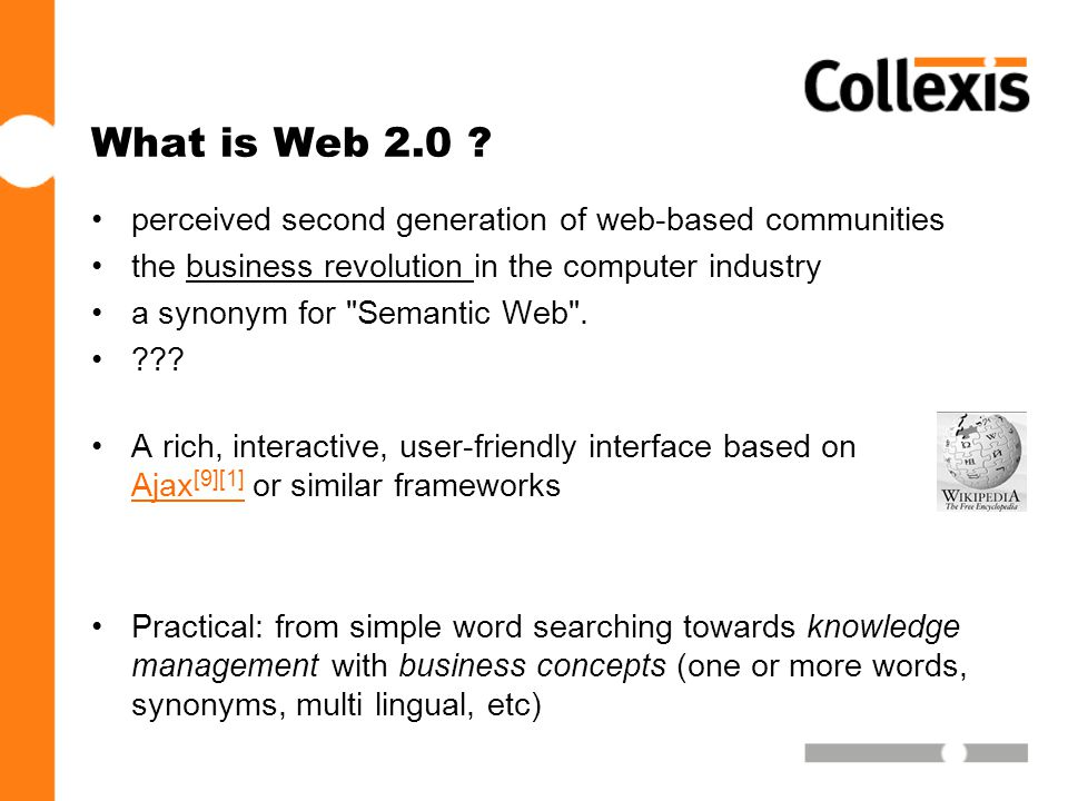 What is Web 2.0 .