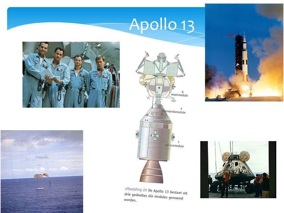 The story 13 april 1970 22.08/ 380.000km v.d.