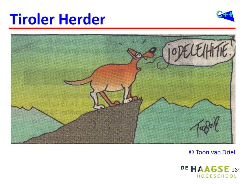 124 Tiroler Herder © Toon van Driel