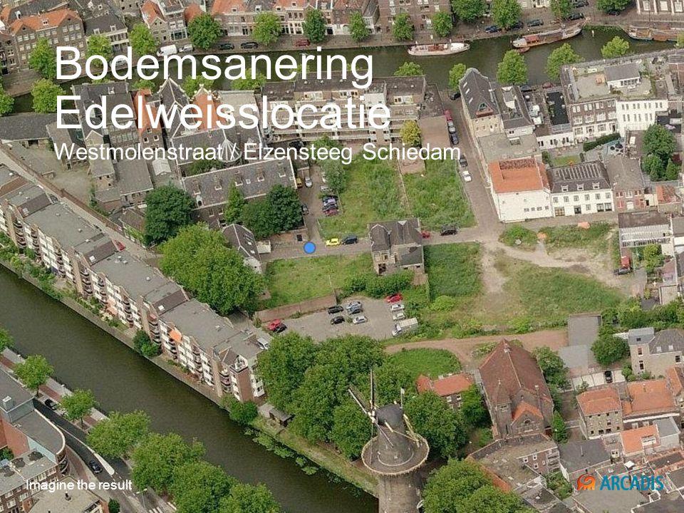 Bodemsanering Edelweisslocatie Westmolenstraat / Elzensteeg Schiedam Imagine the result