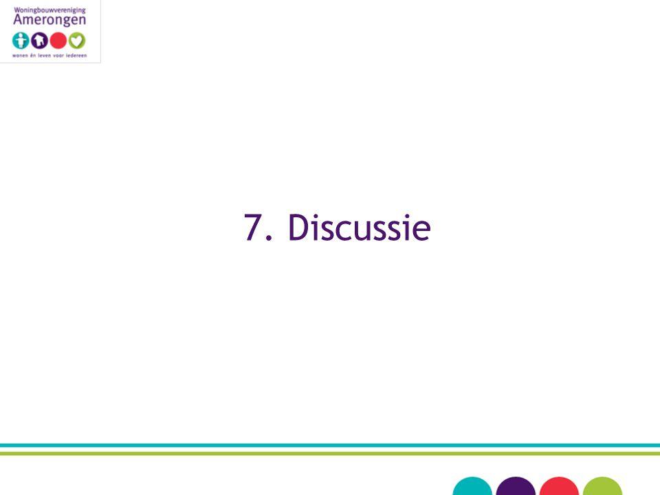 7. Discussie