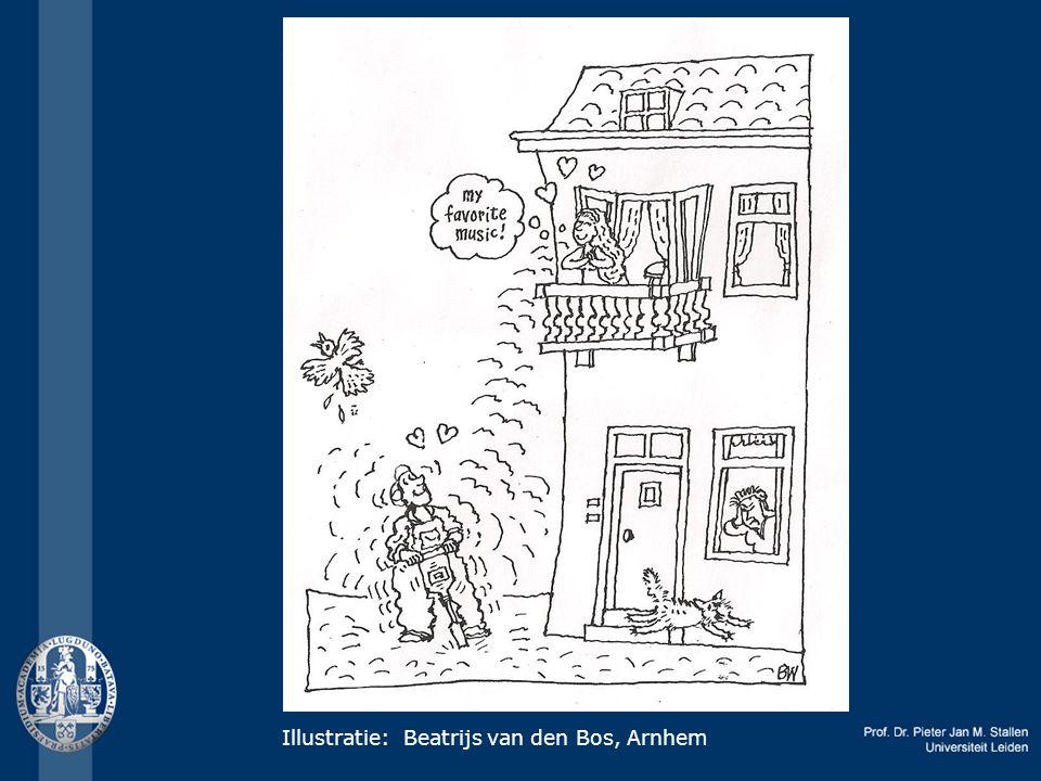 Illustratie: Beatrijs van den Bos, Arnhem