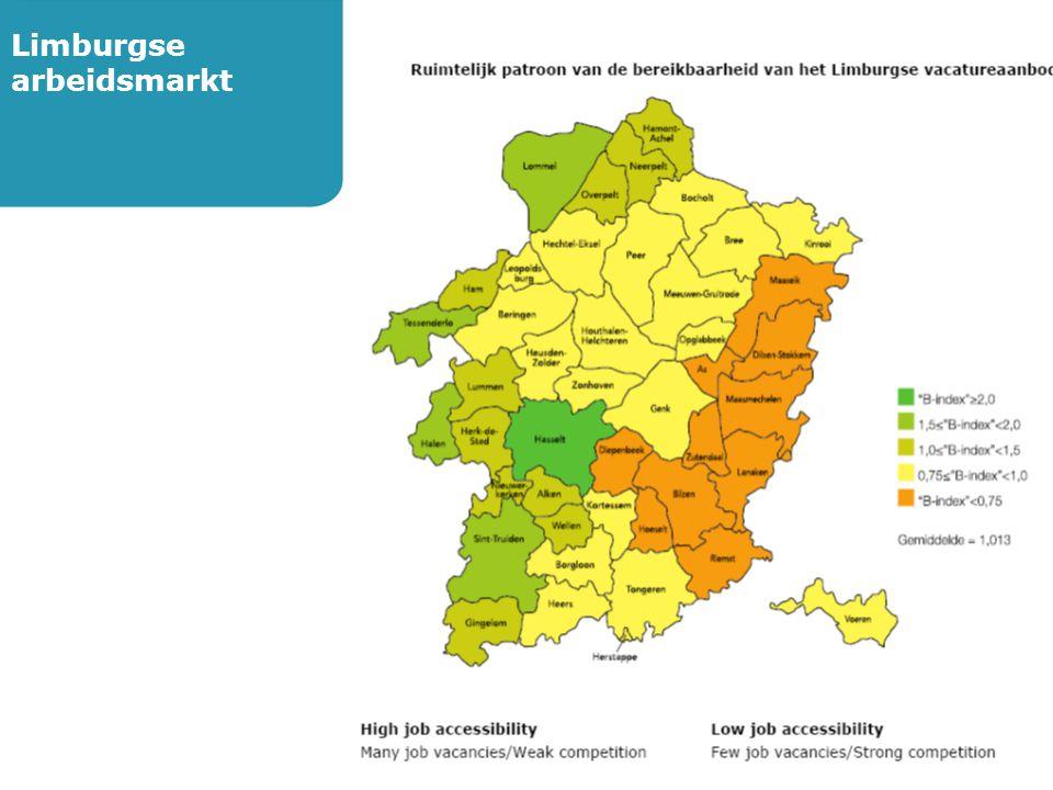 Limburgse arbeidsmarkt Studie van de economische impact van de sluiting van Ford Genk (UHasselt,november 2012)