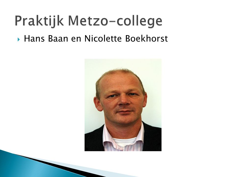  Hans Baan en Nicolette Boekhorst