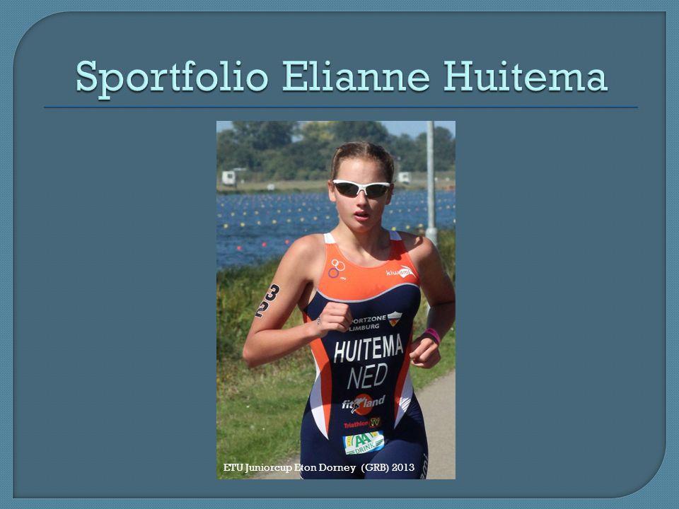 Mijn naam is Elianne Huitema.Op 2 december 1997 ben ik geboren in Zwolle.