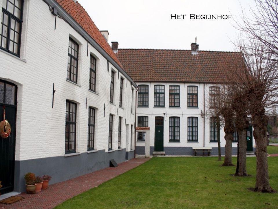 Ingang Begijnhof