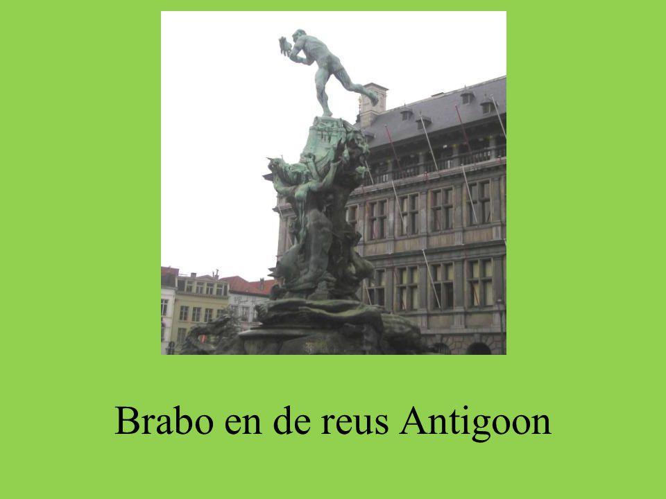 Brabo en de reus Antigoon