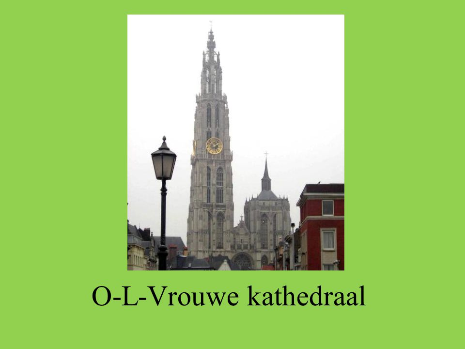 O-L-Vrouwe kathedraal