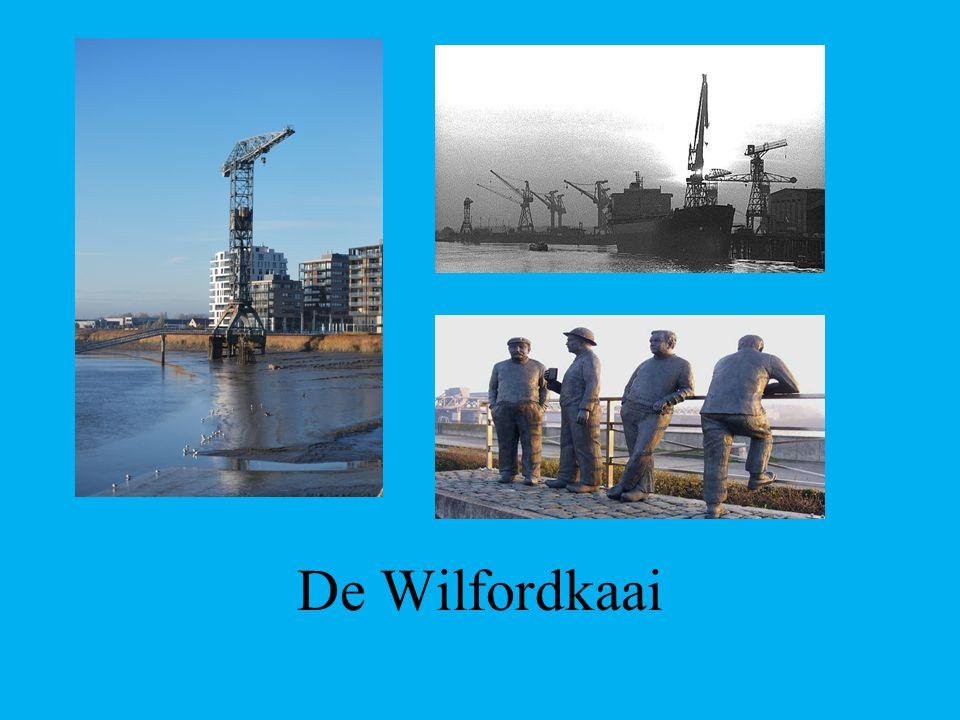 De kaailopers De kaailopers zijn arbeiders die werkten in de Boelwerf.