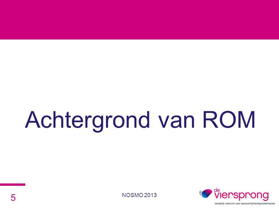 Achtergrond van ROM NOSMO 2013 5