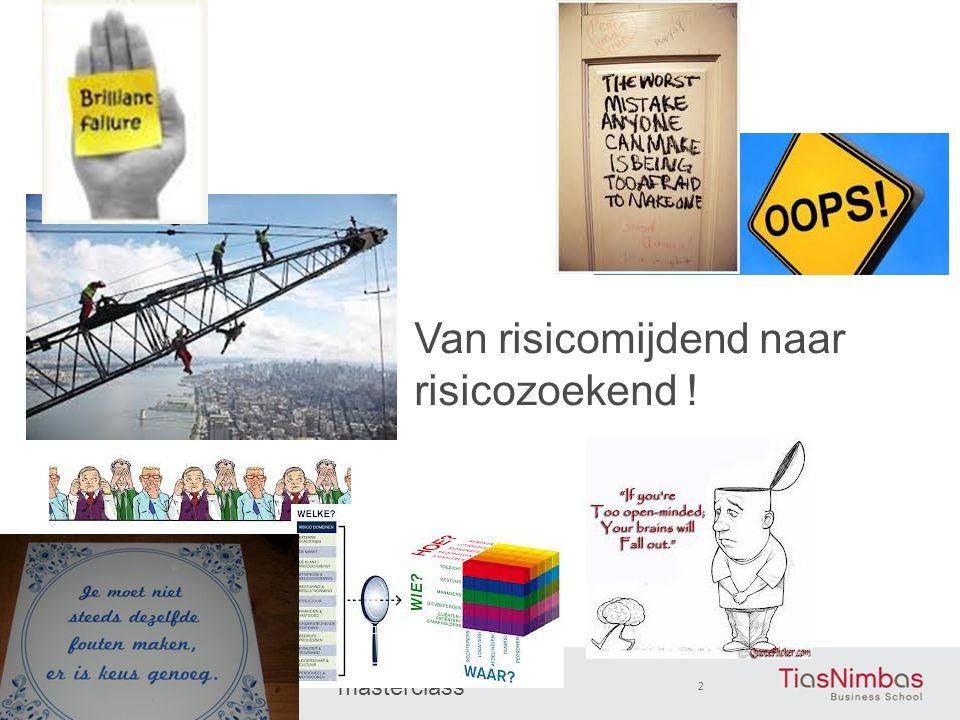 Prestatie/kwaliteit tijd Nieuwe aanpak Bestaande aanpak Oude doet het beter dan nieuwe Mulgan,G.
