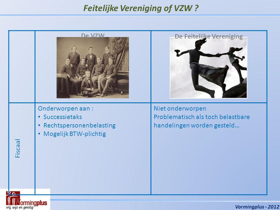 Organisaties en Verzekeringen Vormingplus - 2012 4 Hoe omgaan met verzekeringsagenten en –firma's : • Verzekeringsagent = tussenpersoon ⇨ duurder • Rechtstreekse onderhandeling met maatschappij kan goedkoper uitvallen.