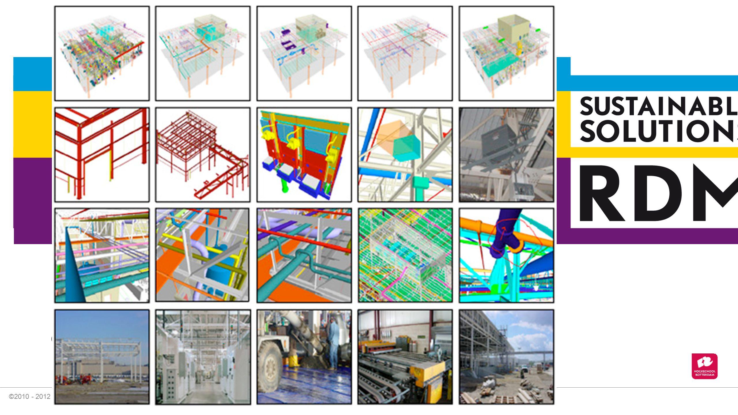 ©2010 - 2012 dr.drs.ir. Christoph Maria Ravesloot Met BIM eerder in het bouwproces