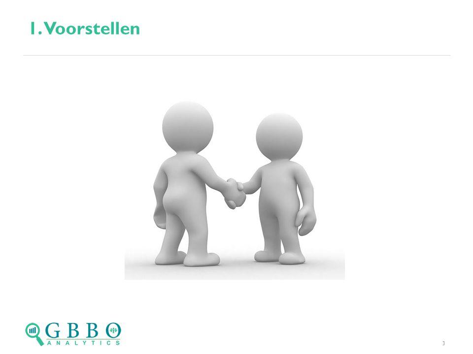 4 • Data-analist / online marketeer bij GBBO • Afgestudeerd gedragswetenschapper Universiteit van Twente • Initiator van dé landelijke gedragsanalyse en benchmark van burgers op overheidswebsites • Docent, rol van analist aan de opleiding webmanager (Hogeschool van Arnhem) 1.