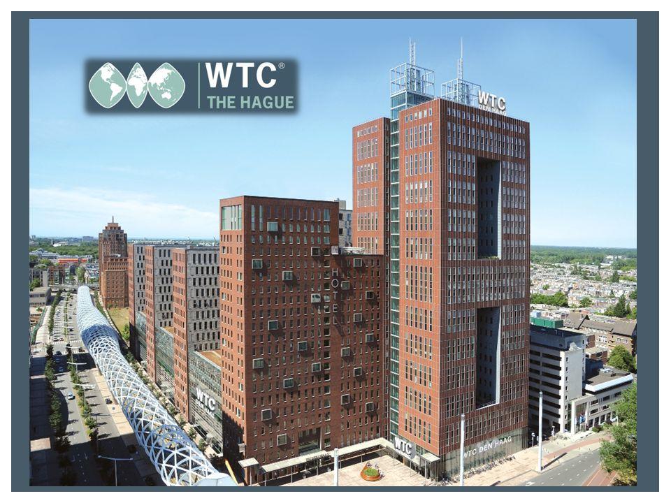 VASTGOED & SERVICES •Aanbod: •Kantoorruimte •Appartementen •Business & Congress Center Ondergrondse parkeervoorziening •Vier sterren hotel •Diverse faciliteiten •WTC IBC i.o.