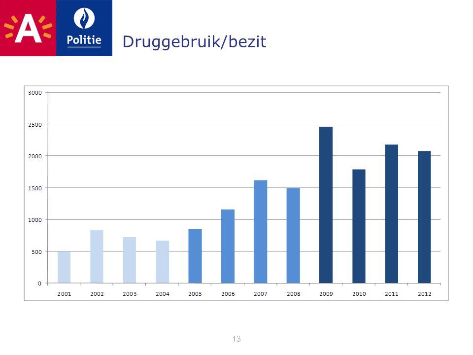 Druggebruik/bezit 13