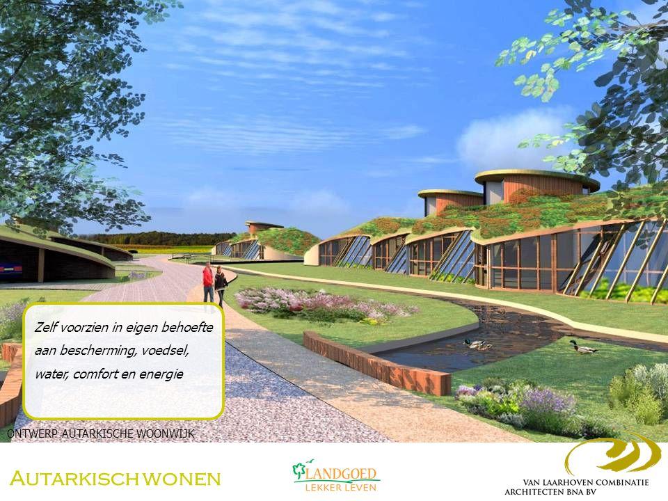 Ecologisch bouwen 5 ECO-WONINGEN RIJEN