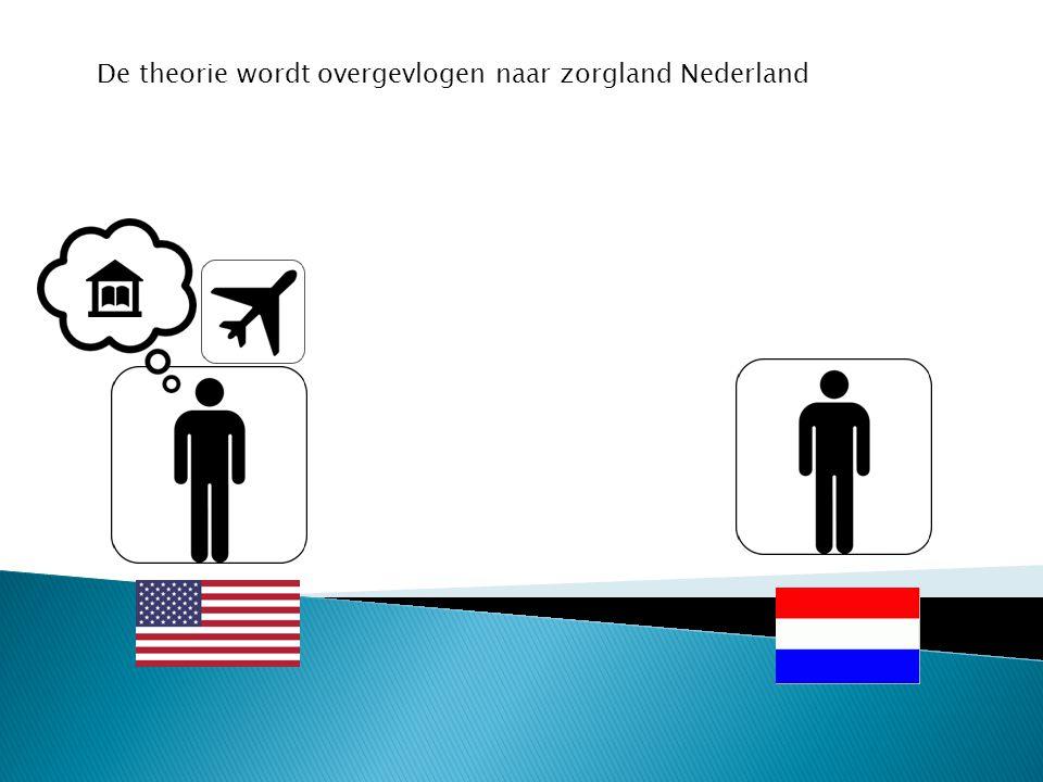 Met de gastvrije Amerikaanse werkwijze ga ik de hulpverlenende Nederlandse praktijk in, en merk dat de methodiek meer is dan alleen een theorie