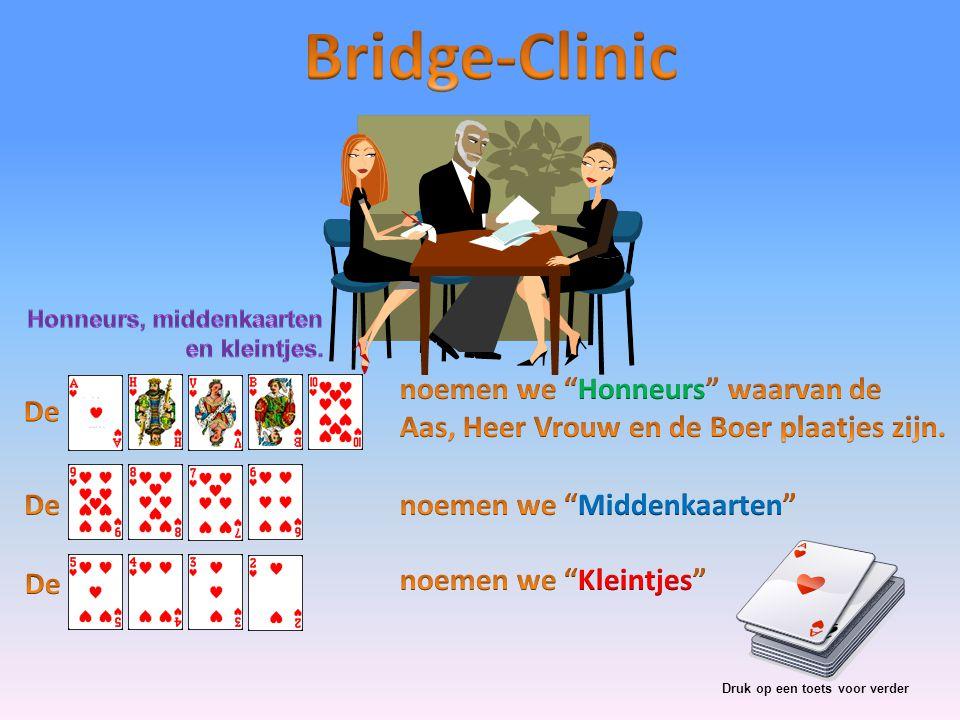 Voor informatie kunt u mij bellen op telefoonnummer: 06-15588373 Dit was de eerste kennismaking met het kaartspel Bridge .
