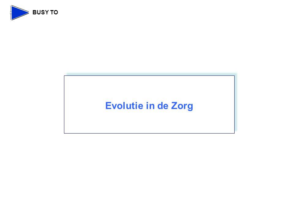 BUSY TO Evolutie in de Zorg