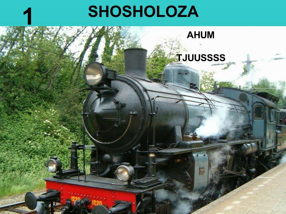 SHOSHOLOZA 1 AHUM TJUUSSSS