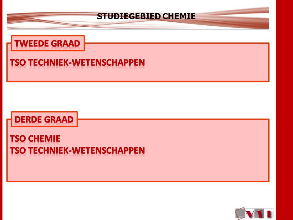 STUDIEGEBIED CHEMIE
