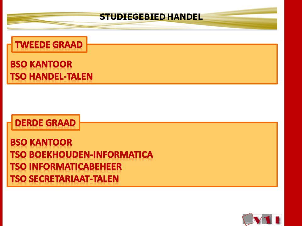 STUDIEGEBIED HANDEL