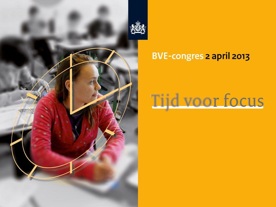 Peter Lourens – Ministerie van OCW-Bve Henk Kuppens – MBO Raad Focus op Vakmanschap
