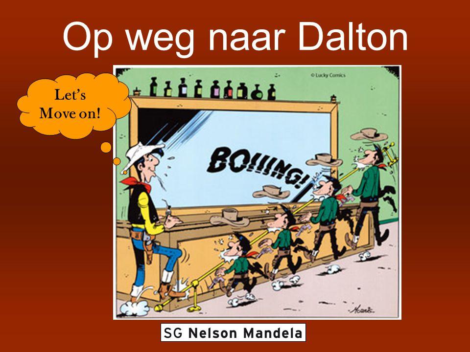 Op weg naar Dalton Let's Move on!