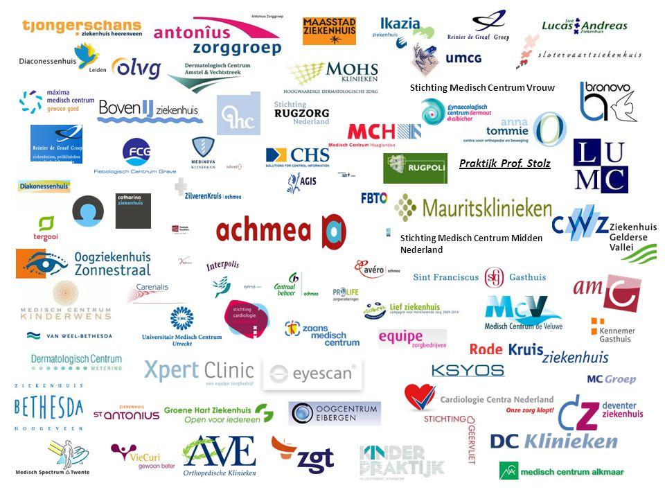 Praktijk Prof. Stolz Stichting Medisch Centrum Vrouw Stichting Medisch Centrum Midden Nederland