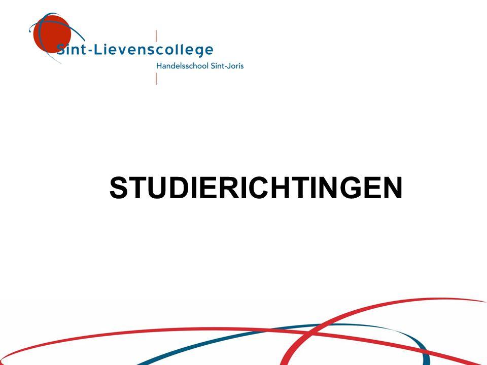 STUDIERICHTINGEN