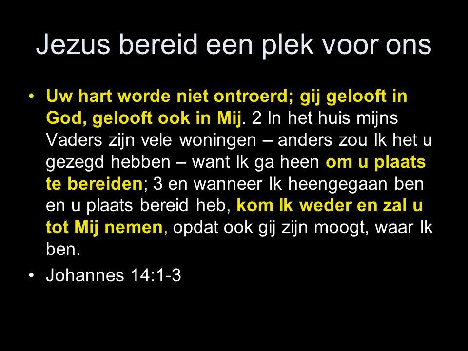 Boodschappers brengen 't Woord •Hoort dit woord, dat de HERE over u spreekt, (…) Voorzeker, de Here HERE doet geen ding, of Hij openbaart zijn raad aan zijn knechten, de profeten.
