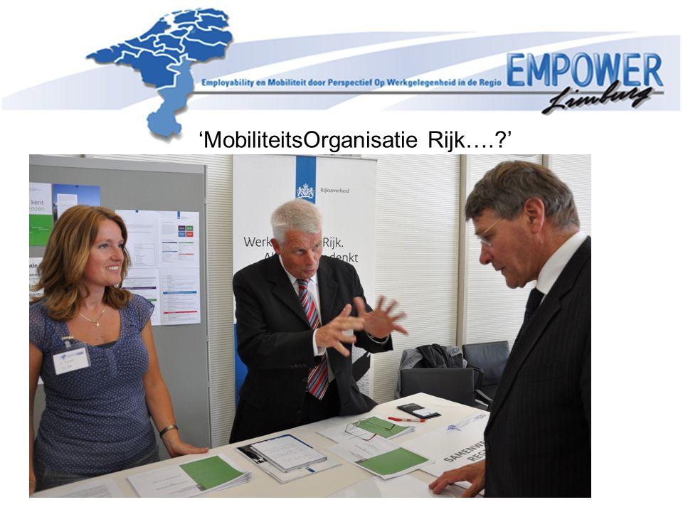 'MobiliteitsOrganisatie Rijk….?'