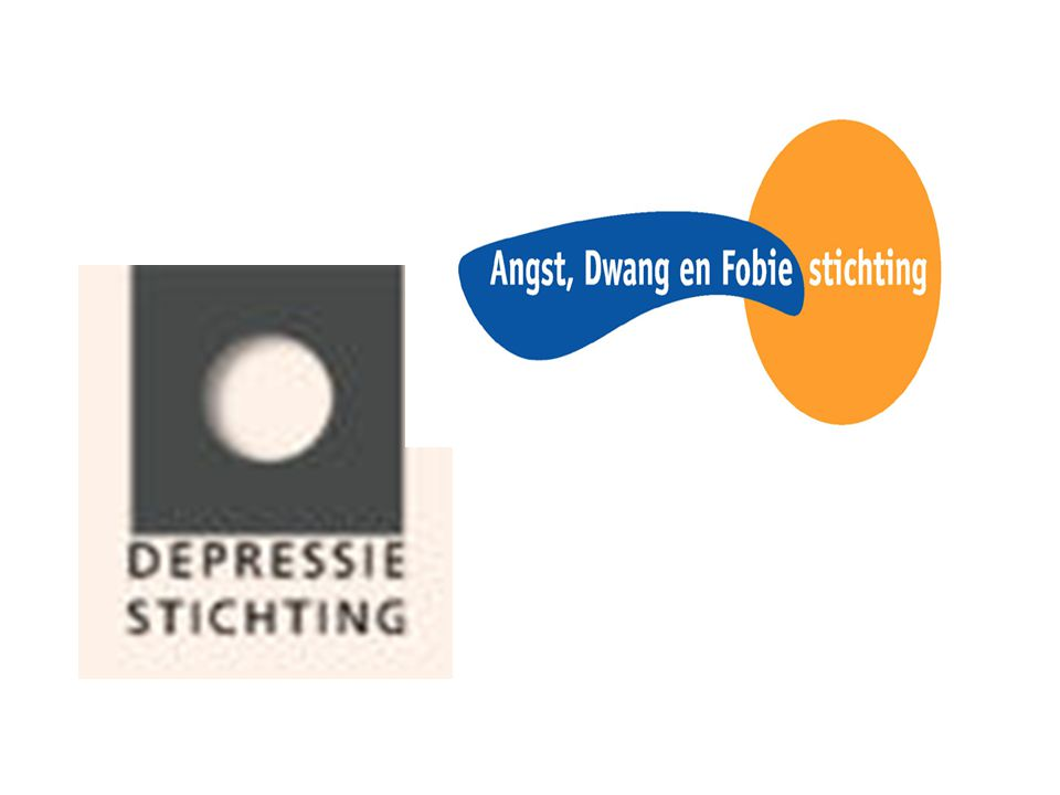 Dagelijkse behandeling angststoornis (Young et al, Arch Gen Psychiatry 2001) DepressieAngstAngst + Depressie N = 883 N =314 N = 439 Adequate behandeling 25%23%46%