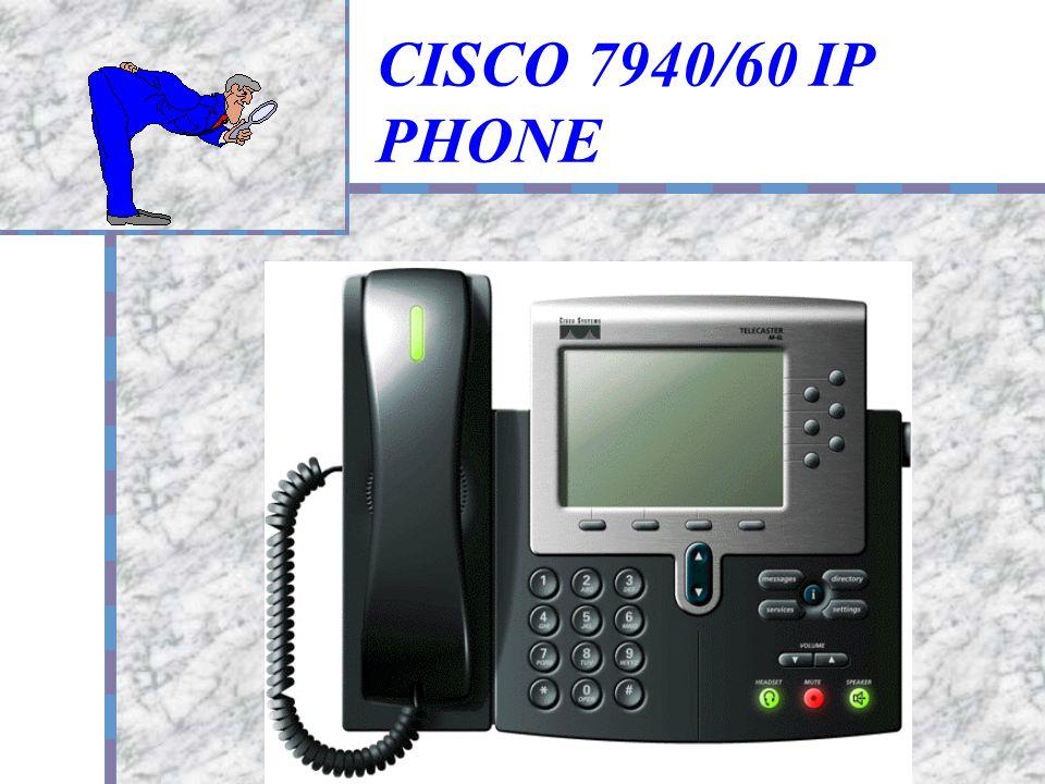 CISCO 7940/60 IP PHONE 產品商標