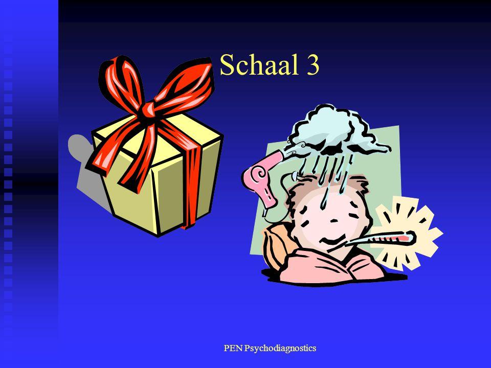 PEN Psychodiagnostics Schaal 3