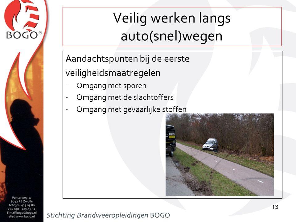 Ongeval snelweg casus 1 14