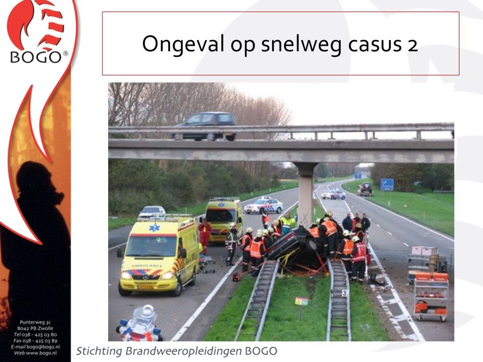 Ongeval op snelweg casus 3 16
