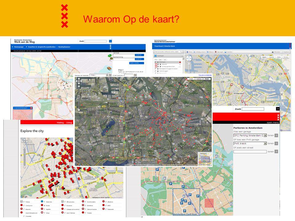 Zien? www.opdekaart.amsterdam.nl Informatie? k.schaatsbergen@dpg.amsterdam.nl