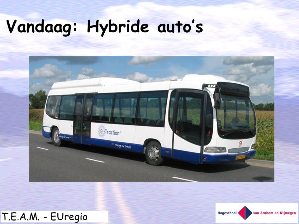 T.E.A.M. - EUregio Vandaag: Hybride auto's