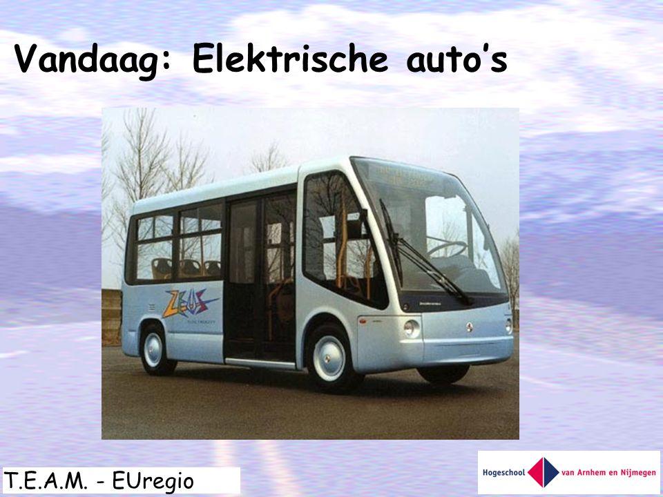 T.E.A.M. - EUregio Vandaag: Elektrische auto's