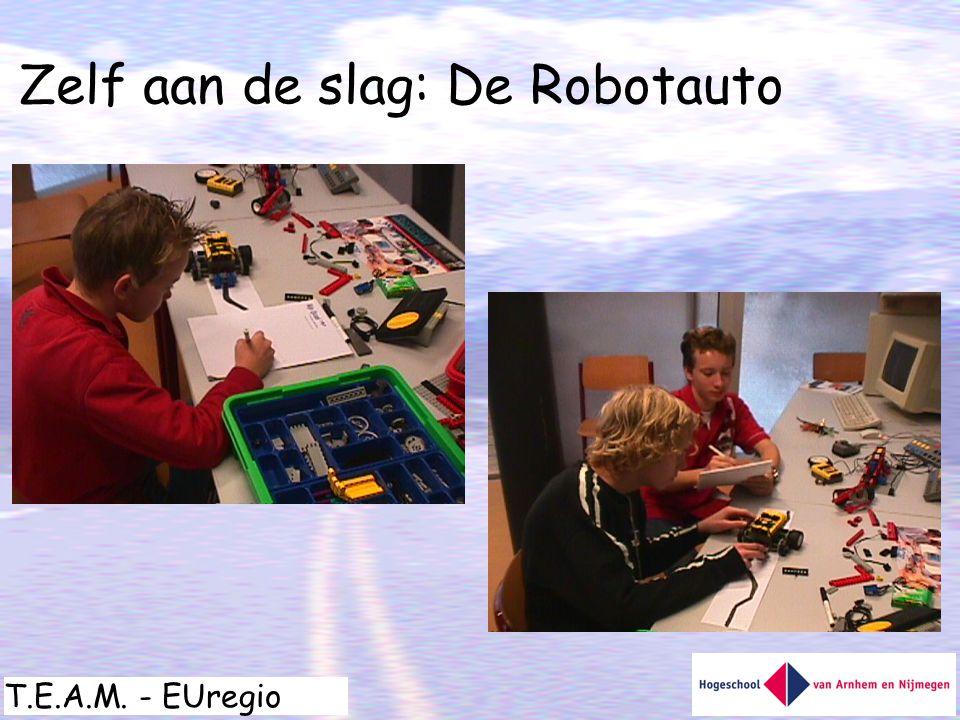 T.E.A.M. - EUregio Zelf aan de slag: De Robotauto