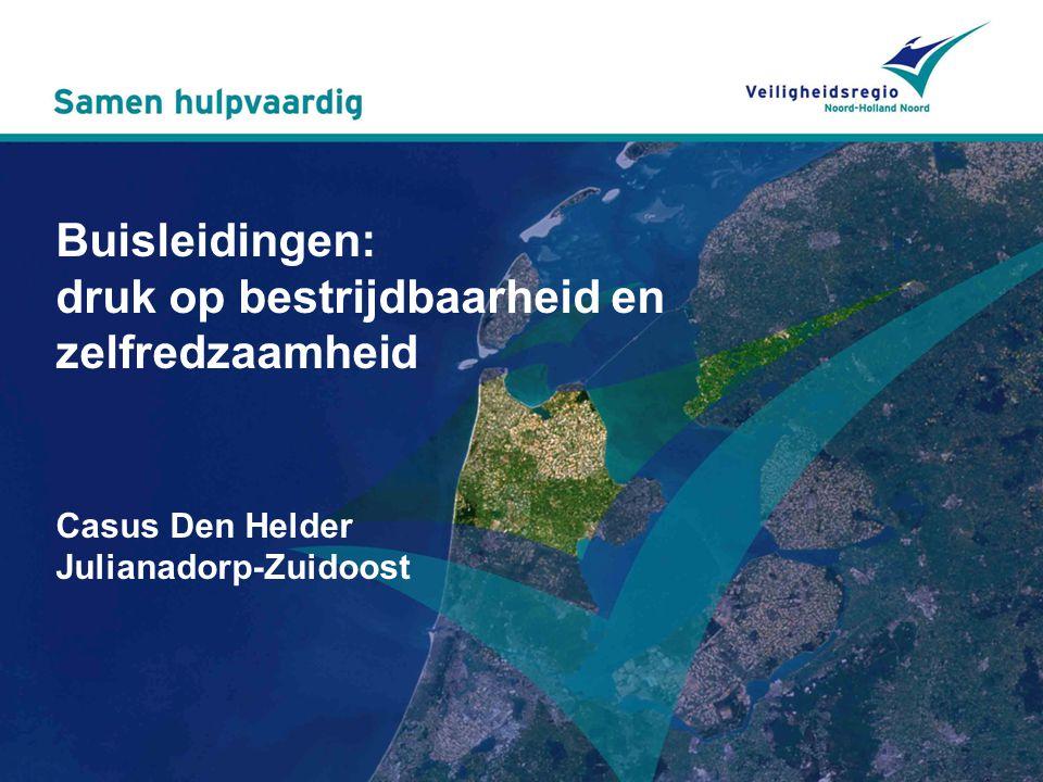 Kennismaking Veiligheidsregio Noord-Holland Noord - Regionale brandweer - Geneeskundige hulpverlening bij rampen en ongevallen (GHOR) - Ambulancezorg - Meldkamer - Veiligheidsbureau - 26 gemeenten - 642.000 inwoners - ISO 9001:2008 gecertificeerd